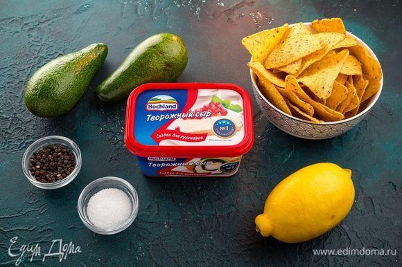 Для приготовления мусса нам понадобятся следующие ингредиенты.