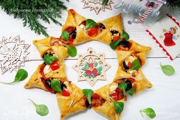 Приятного аппетита и счастливого Рождества!