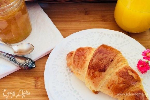 Обязательно завтракайте!