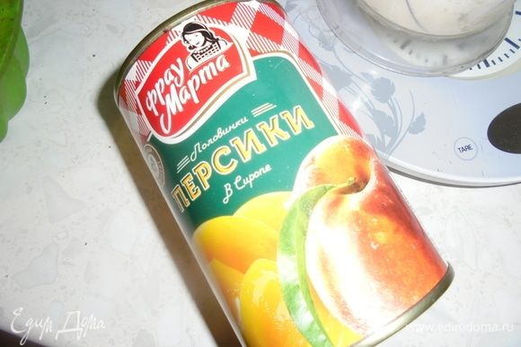 Персики «Фрау Марта» открываем.