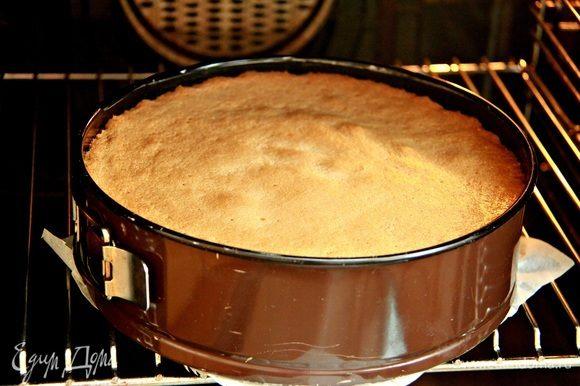 Выпекать при температуре 180°C до готовности (30–35 минут, ориентируйтесь по своей духовке).