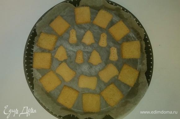После чего достаем печенье из духовки, даем ему остыть и наслаждаемся с чашечкой кофе или чая.