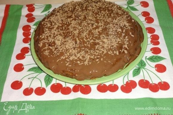 Наш блинный торт готов!