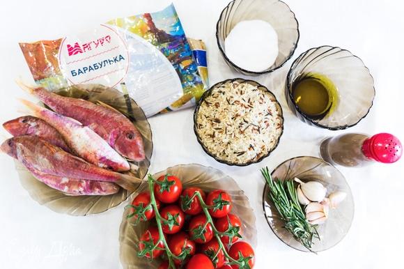 Подготавливаем ингредиенты, которые нам понадобятся для приготовления.