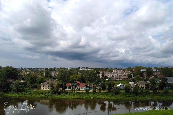 И прекрасный город Торжок для хорошего настроения!