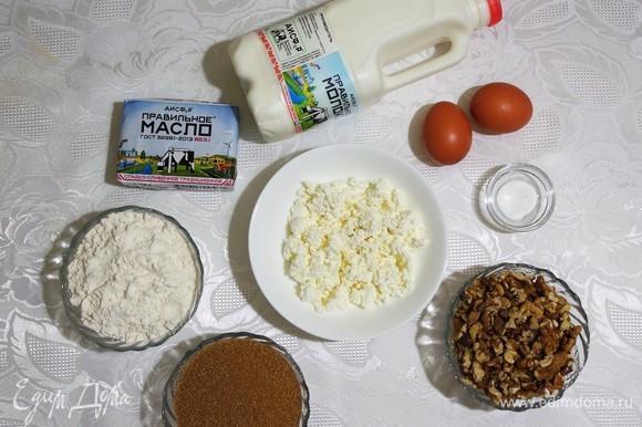 Все эти ингредиенты использовались в приготовлении наших кексов.