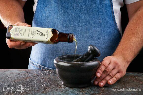 Добавьте кунжутное масло ТМ «Коноплянка».