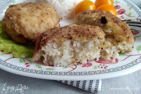 Подавать с рисом и овощами. Приятного аппетита!
