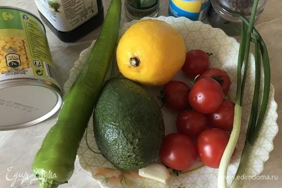 Я использую турецкий зеленый перец, он сладкий, но сюда также подходит зеленый острый перец. Выбирайте сами по вкусу, какой вам больше нравится.
