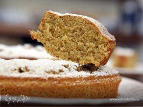 Средневековый сливочный пирог