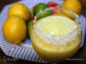 Молочный коктейль с манго