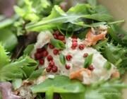Салат «Окинава» с крабами