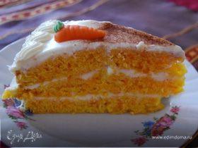 """Торт """" Морковный"""""""