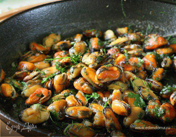 Рецепт приготовления мидий с луком рецепт приготовления баклажан под гнетом