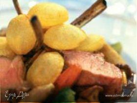Воздушный картофель