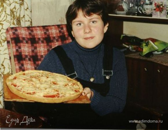 Тесто для пиццы !