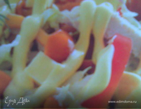 Грибной салат 258