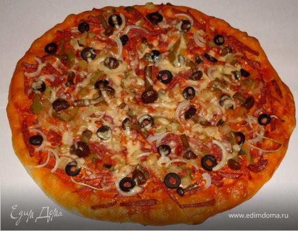 Пицца для друзей