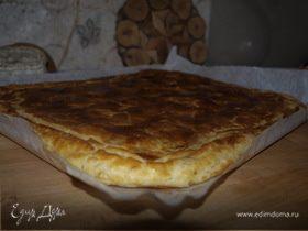 Пирог с яблоками 281