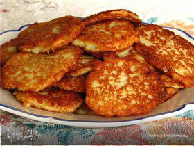 Картофельные деруны (Карпатский рецепт)