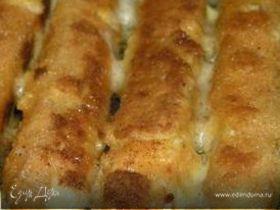 Сырные палочки от Юлии