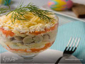 Рыбная креманочка