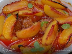 Творожно-фруктовый завтрак — два в одном