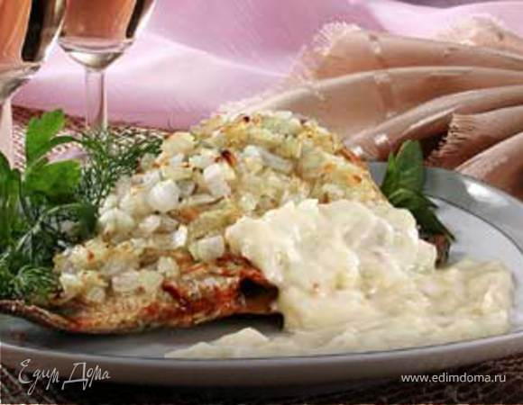 """Рыба в шампанском """"Праздничная"""""""