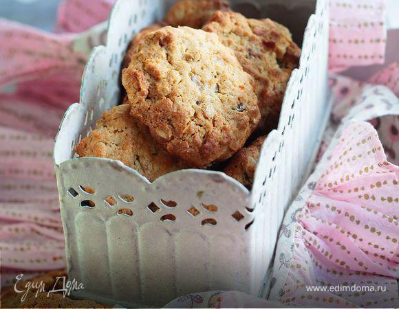 Мюсли-печенья