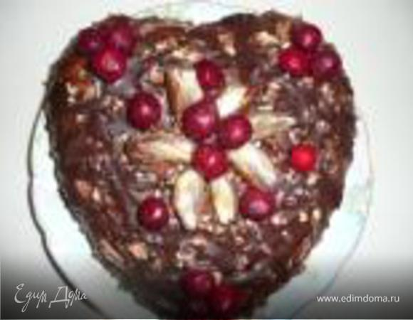 "Торт ""Пьяная Вишня в шоколаде"""
