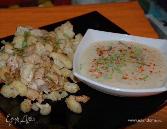 Суп и не только из цветной капусты