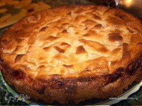 Яблочный пирог традиционный