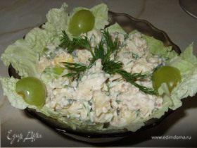 Уолдорфский салат