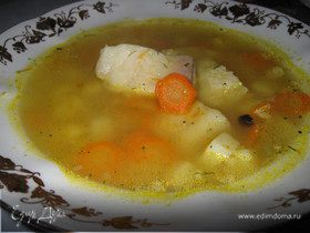Суп из морского языка