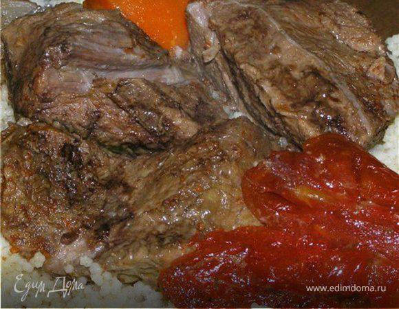 Винный кебап из говядины