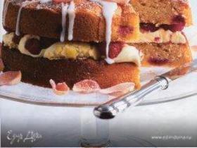 Юбилейный торт королевы Англии
