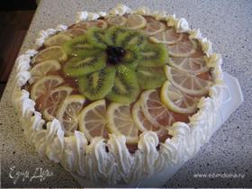 """Торт """"Лимонный сюрприз"""""""