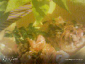 Хрустящие бутербродики с рыбой