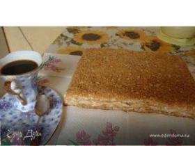 Торт «Наполеон» ⎝⏠⏝⏠⎠
