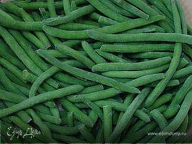Салат из зелёных стручковых бобов по-китайски