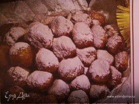 Творожные пончики по-русски