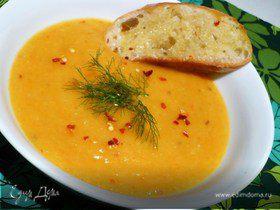 Цветной суп