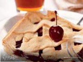 Английский черешневый пирог