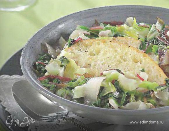 Нестандартно: суп из цветной капусты