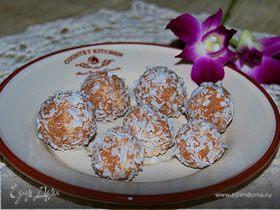 Пирожные из вафель