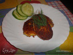 Картофельные зразки с мясом