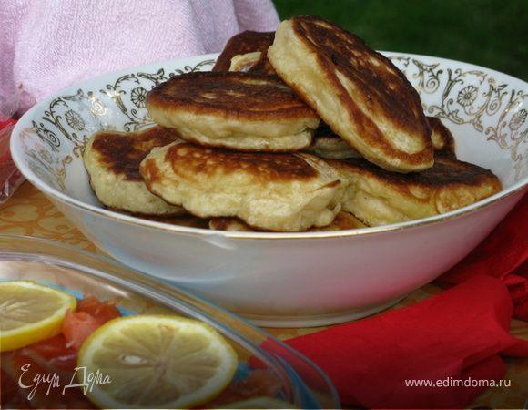 Оладьи для завтрака
