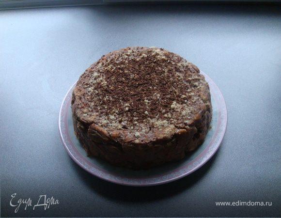 Торт от бабушки