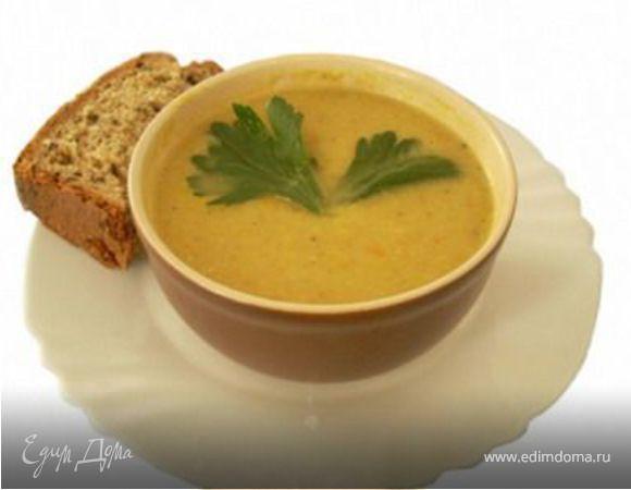 Овощной суп-пюре (детский)