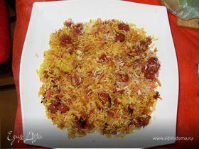 Рис с черешней